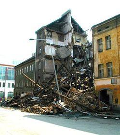 Barrio Karlin de Praha