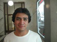 Enrique Martínez, foto: Gonzalo Núñez