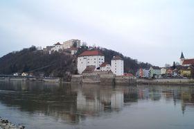 Passau (Foto: Archiv des Tschechischen Rundfunks - Radio Prag)