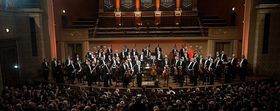Czech Philharmonic Orchestra, photo: archive of Czech Philharmonic Orchestra
