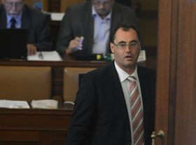 Boris Šťastný, foto: ČTK