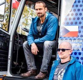 Petr Holeček aMarek Havlíček, foto: ČTK / Vladimír Pryček