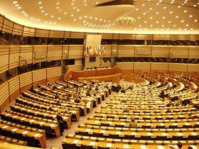 Европейский парламент, Фото: WL, CC BY-SA 3.0 Unported