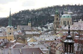 Praga, la ciudad casual y tranquila... Foto: Štěpánka Budková