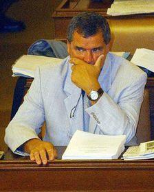 El diputado de la Socialdemocracia checa, Josef Hojdar, foto: CTK