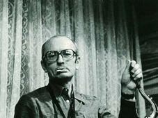 Karel Velebný, foto: archivo de Vojtěch Eckert