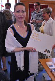Kateřina Bajo, foto: Archivo de proyectos literarios en Praga