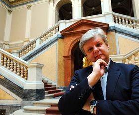 Vladimír Darjanin, photo: ČTK