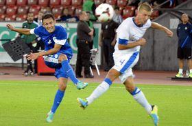 Slovan Liberec - FC Zürich, photo: CTK
