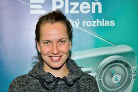 Barbora Strýcová, foto: Rostlislav Duršpek, ČRo