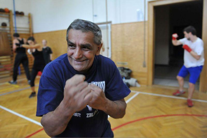 Stanislav Tišer, photo: Filip Jandourek, Czech Radio