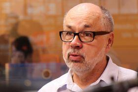 Jiří Pehe, photo: Luboš Vedral / Czech Radio