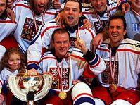 Les Tchèques champions du monde (Photo : CTK)