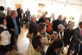 Kunstsymposium in Schirnding 2011 (Foto: Archiv von Tobias Ott)