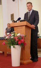 Tomáš Petříček, photo: Barbora Němcová