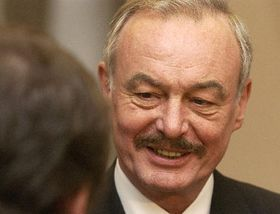 El nuevo presidente del Senado checo, Premysl Sobotka (Foto: CTK)