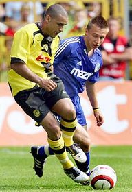 Sigma Olomouc - Borussia Dortmund (Foto: CTK)