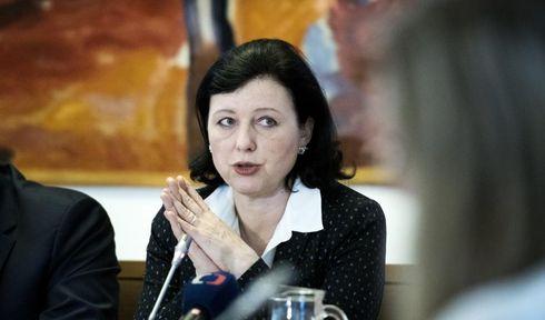Вера Йоурова, фото: Михаела Данелова, Чешское радио