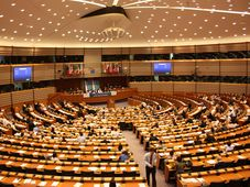 Le Parlement européen, photo: Michal Sänger, Flickr, CC BY-NC-SA 2.0