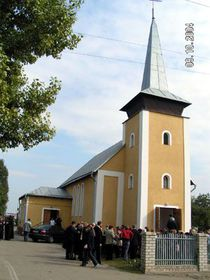 Kostel vČechohradu