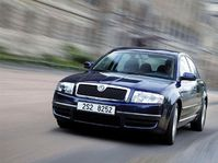Skoda Superb, photo: www.skoda-auto.com