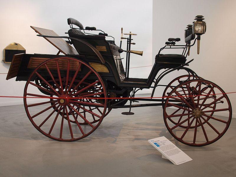 «Виктория» (Benz Viktoria) 1893  года выпуска, фото: Тomislav Мedak, CC BY-SA 2.0