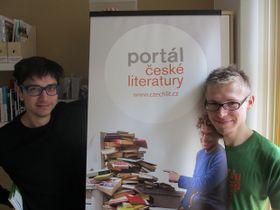 Viktor Debnár, Jaroslav Balvín, photo: David Vaughan