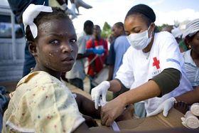 Haití, foto: ČTK