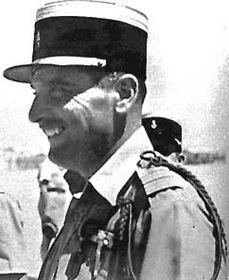 Le grand-père de Constantin Kinský, Dimitri Amilakvari, prince géorgien, lieutenant-colonel des Forces françaises libres, photo: public domain