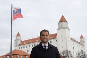 Igor Matovič, photo: ČTK/Ondřej Deml