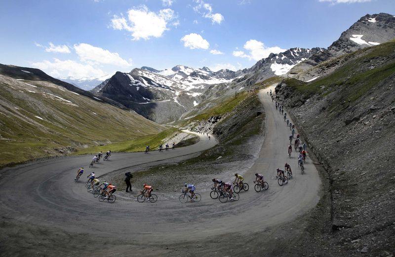 Tour de France, photo: Markéta Navrátilová