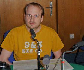 Zdeněk Ryšavý, photo: archive of Czech Radio