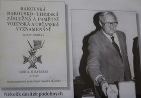 Václav Měřička (Foto: Martina Schneibergová)