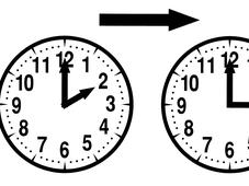 Um eine Stunde vorstellen - posunout o hodinu dopředu (Foto: Wolfgang Eckert, Pixabay / CC0)