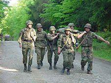 BMATT training, photo: Military academy Vyskov