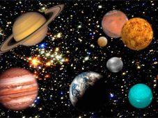 Sonnensystem - sluneční soustava