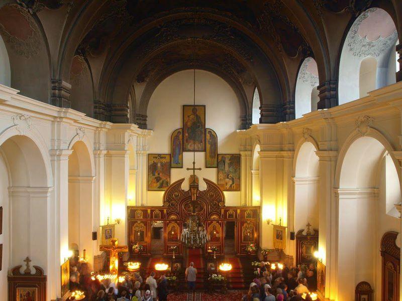 La Iglesia de San Cirilo y San Metodio en Praga, foto: VitVit CC BY 3.0