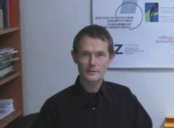 Werner Imhof (Foto: Archiv der Brücke/Most Stiftung)