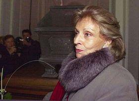 Princess Mercedes Dietrichstein, photo: CTK