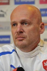 Michal Bílek, photo: CTK