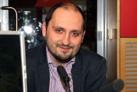 Zdeněk Hazdra, foto: Šárka Ševčíková / Český rozhlas