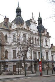 Vyšehrad railway station, photo: Kristýna Maková
