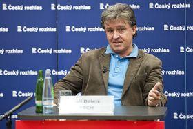 Jiří Dolejš, foto: Filip Jandourek, archiv ČRo