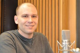 Petr Štědroň (Foto: Jana Kudláčková, Archiv des Tschechischen Rundfunks)