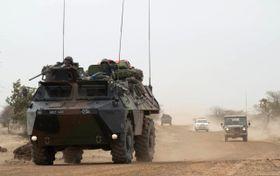 L'intervention au Mali, photo: ČTK