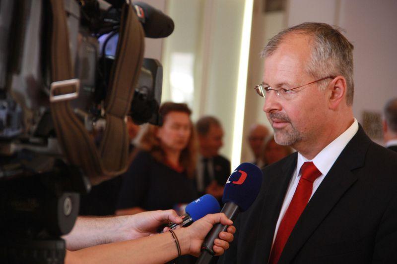 Bohdan Pomahač, photo: Barbora Němcová