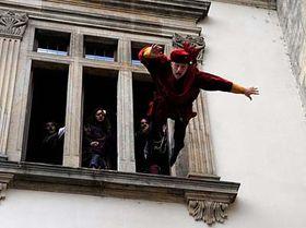 Die Ratsherren wurden aus dem Fenster geworfen...(Foto: ČTK)