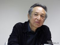Gao Xingjian, photo: Stanislav Soukup, Archives de CRo