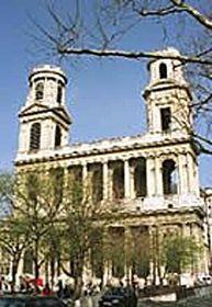 Katedrála Saint-Sulpice, foto: www.ipswichtours.com