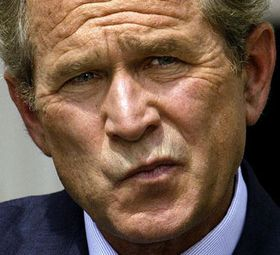 George Bush, foto: CTK
